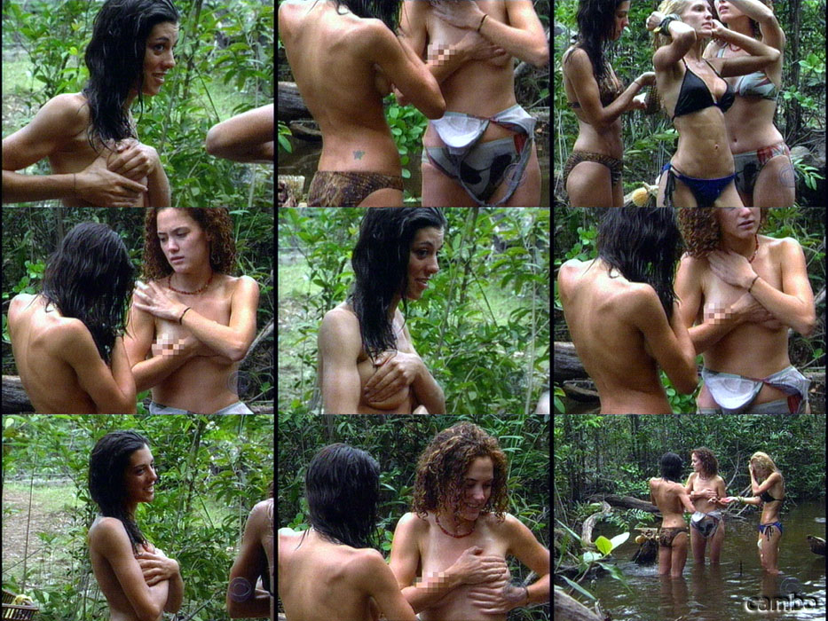 Interesting. Survivor girls naked